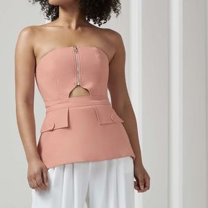 C/MEO Collective No Limits Bustier